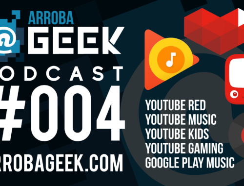 ArrobaGeek Podcast #4